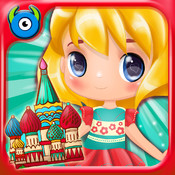 Baby around the World: Russia - Dressup and Cooking Game