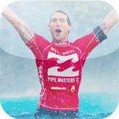 Joel Parkinson pro surf training