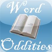 Word Oddities