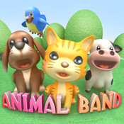 The Animal Band players