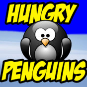 Hungry Penguins Game penguins game