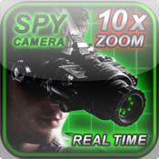 Spy Night Vision 10X ZOOM Camera+