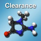 Clearance - GFR Calculator