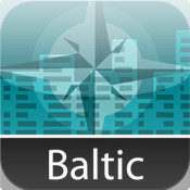 Baltic city guides 3-n-1 by Feel Social