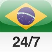 FREE Portuguese (Brazil) - 24/7 Language Learning