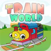 Train World Builder Full world