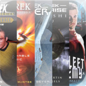 Star Trek Book Collector star trek into