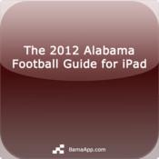 2012 Alabama Football Guide for iPad from alabama