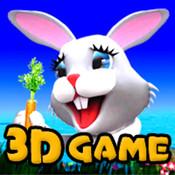 Bucks Bunny ( A 3D Cartoon Easter Rabbit Game - by Fun Free Kids Games