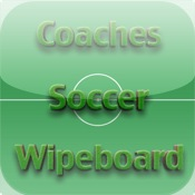 Coaches Soccer Wipeboard