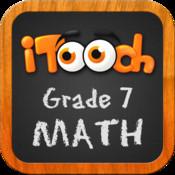 iTooch Math Grade 7 (age 12-13)