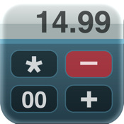 10 Key for iPad Calculator (calc with paper tape)