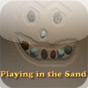 Playing in the Sand - Free Sand Sculpting