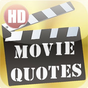 1000+ Assorted Movie Quotes HD – For your iPad!