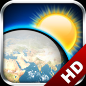 MegaWeather iPad edition