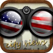 Panoramic City Views USA
