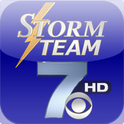 WSPA Storm Team 7 Weather for iPad