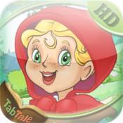 Little Red Riding Hood - An Interactive Children`s Story Book HD