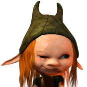 Talking Ted the Bad Elf HD