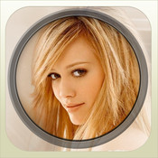 Hilary Duff Photo Studio