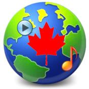 Canada Radio - iPad Edition