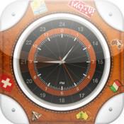 Travel Alarm Clock Pro HD - alarm, timer, radio, weather, currency