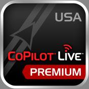 CoPilot Live Premium USA usa dash hd premium