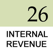U.S. Code Title 26 - Internal Revenue Code (U.S. Tax Code) code segments