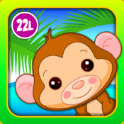 Abby Monkey® - Baby Play Mat Preschool Activity Game for Toddler Explorers