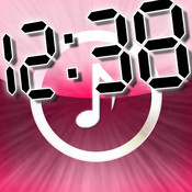 Artwork Clock for iTunes itunes u
