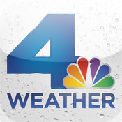 NBC 4 Southern California Weather for iPhone