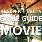 Resident Evil5 [Bio Hazard 5] Game Movie Guide Walkthrough resident evil afterlife