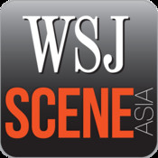 WSJ Scene Asia for iPhone