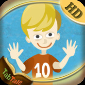 Animal Farm Tale - My First Numbers , An Interactive Children`s Story Book HD