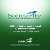 AFSCME 40th International Convention
