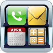 Bling Your Screen HD - Home Screen, Wallpapers, Customization for iPad/iPad2 virtual screen