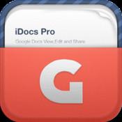iDocs Pro for Google Docs™ and Google Drive™