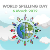 World Spelling Day 2012 for iPad
