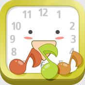 DingDong~! (o`clock alarm)