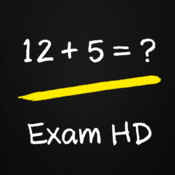 Maths Exams HD for iPhone