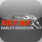 Man O` War Harley-Davidson