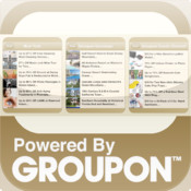 Deal Dashboard HD - powered by Groupon™ groupon