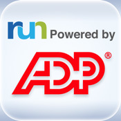 RUN Powered by ADP Mobile Payroll pow day