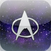 Star Trek™ PADD for iPhone star trek into
