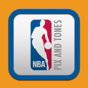 NBA Pix and Tones: Home Screen and Lock Screen Wallpapers