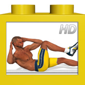 8 Minutes Abs Workout for iPad HD