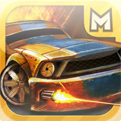 Road Warrior Free: top `car racing meets guns` game - by Mobjoy Best Free Games free virtuagirl 2