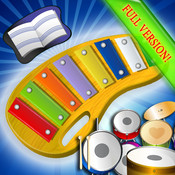 Music Sparkles – All in One musical instruments collection of Sound , Vocals and Fun Entertainment HD Full Version