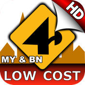 Nav4D Malaysia and Brunei (LOW COST) HD