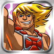 He-Man: The Most Powerful Game in the Universe™ powerful cross